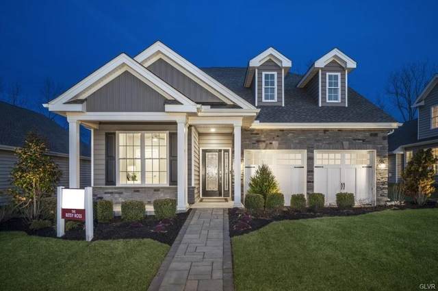 Independence Drive Betsy Ross Mode, Bethlehem Twp, PA 18045 (MLS #656130) :: Smart Way America Realty