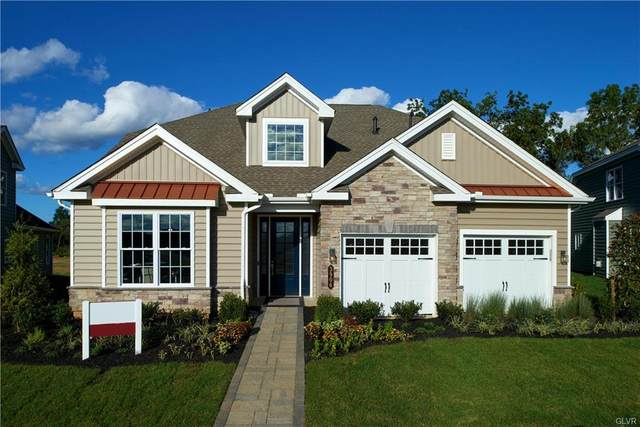 Independence Drive Franklin Model, Bethlehem Twp, PA 18045 (MLS #656148) :: Smart Way America Realty