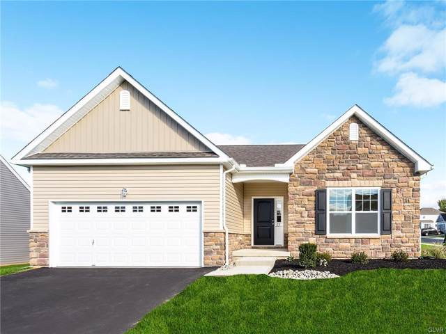 23 Freedom Drive #28, Coopersburg Borough, PA 18036 (MLS #607915) :: Justino Arroyo | RE/MAX Unlimited Real Estate