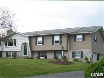 541 Mountain View Road, Lower Nazareth Twp, PA 18064 (MLS #561090) :: Keller Williams Real Estate