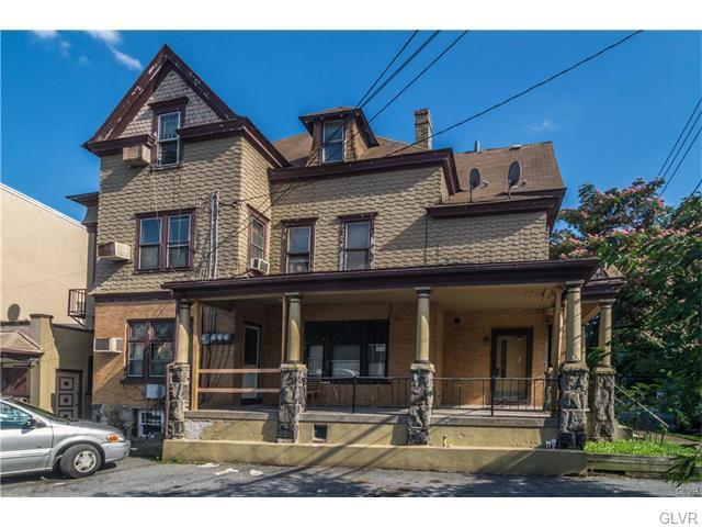 45 N 15th Street, Allentown City, PA 18102 (MLS #563695) :: RE/MAX Results