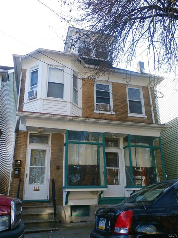 156 W Nesquehoning Street, Easton, PA 18042 (MLS #563774) :: RE/MAX Results