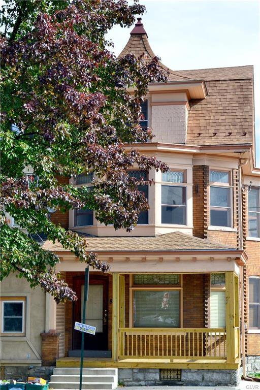 802 Linden Street, Bethlehem City, PA 18018 (MLS #563806) :: RE/MAX Results