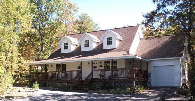 131 Old Piney Road, Jim Thorpe Borough, PA 18229 (MLS #566630) :: RE/MAX Results