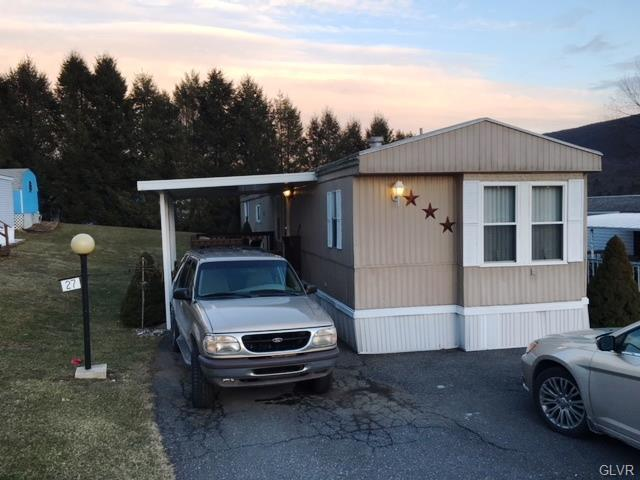 27 Hillside Place #27, Lower Towamensing Tp, PA 18058 (MLS #567273) :: RE/MAX Results