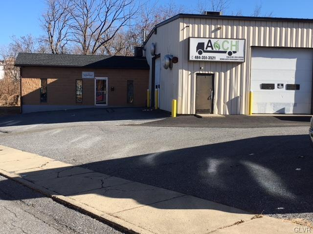 352 W Green Street, Allentown City, PA 18102 (MLS #568874) :: RE/MAX Results