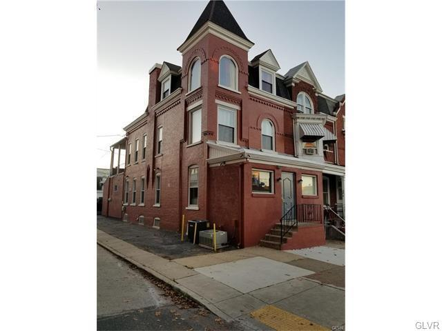 114 N 13th, Allentown City, PA 18102 (MLS #569720) :: RE/MAX Results