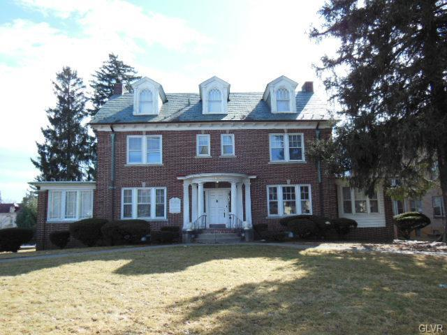 1600 Hamilton Street, Allentown City, PA 18102 (MLS #569863) :: RE/MAX Results