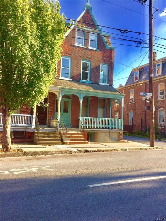1028 W Turner Street #2, Allentown City, PA 18102 (MLS #570329) :: RE/MAX Results