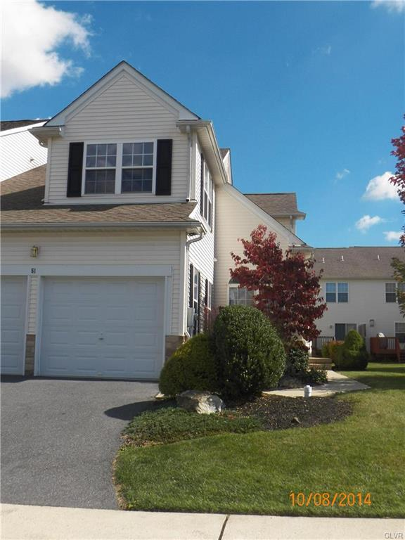 51 Cobblestone Drive, Palmer Twp, PA 18045 (MLS #577145) :: Jason Freeby Group at Keller Williams Real Estate