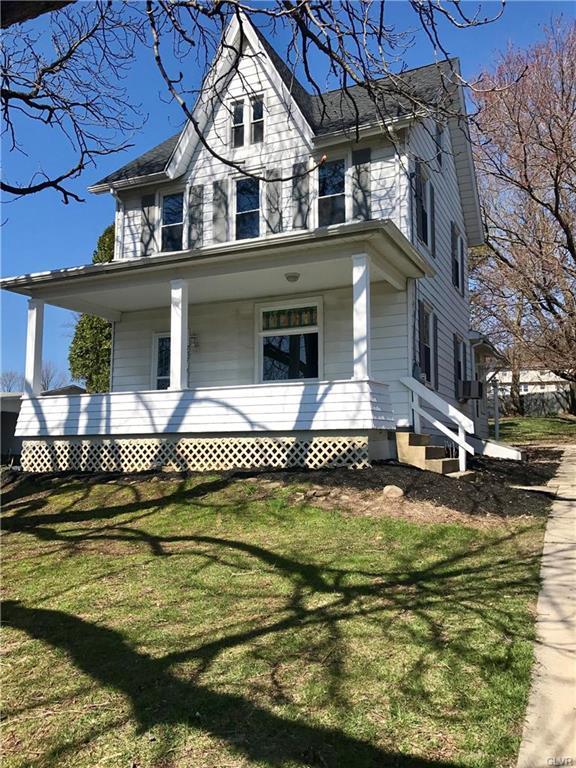 757 Carbon Street, Walnutport Borough, PA 18088 (MLS #578499) :: RE/MAX Results