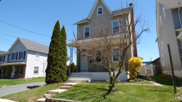 743 Front Street, Hellertown Borough, PA 18055 (MLS #578501) :: RE/MAX Results