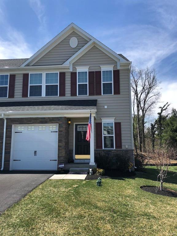 1170 Westminster Drive, Upper Macungie Twp, PA 18031 (MLS #579016) :: RE/MAX Results