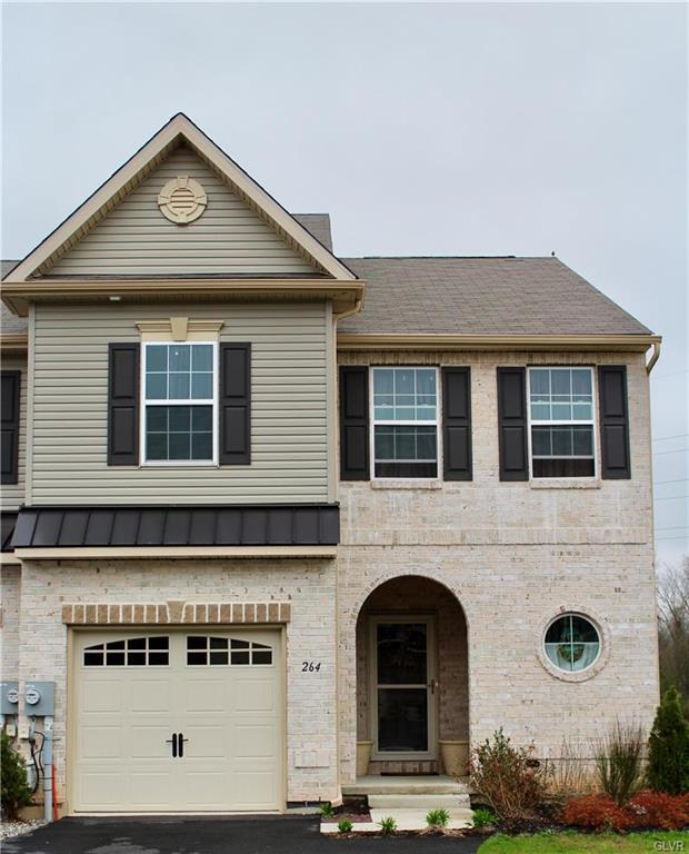 264 Snapdragon Way, Upper Macungie Twp, PA 18104 (MLS #579046) :: RE/MAX Results