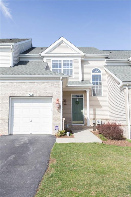 118 Bethpage Terrace, Williams Twp, PA 18042 (MLS #579740) :: RE/MAX Results