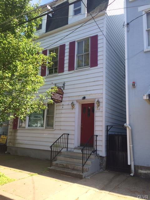 742 Washington Street, Easton, PA 18042 (MLS #583166) :: RE/MAX Results