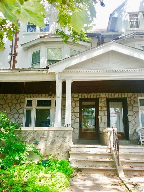 215 N 17Th Street, Allentown City, PA 18104 (MLS #587518) :: RE/MAX Results