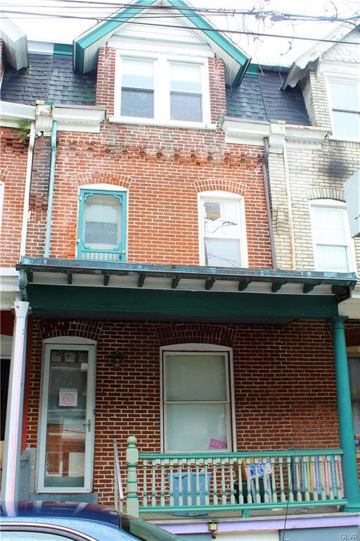 622 Park Street, Allentown City, PA 18102 (MLS #588000) :: RE/MAX Results