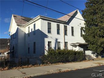 155 E Phillip Street, Schuylkill County, PA 18218 (MLS #588021) :: RE/MAX Results