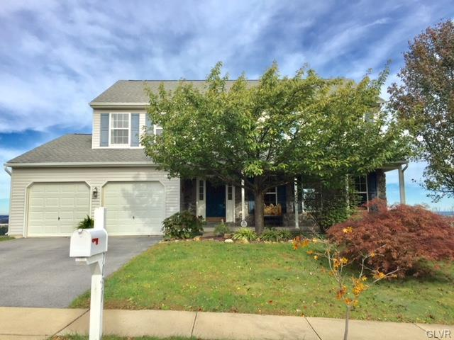 7031 Lincoln Drive, Lower Macungie Twp, PA 18062 (MLS #593498) :: RE/MAX Results
