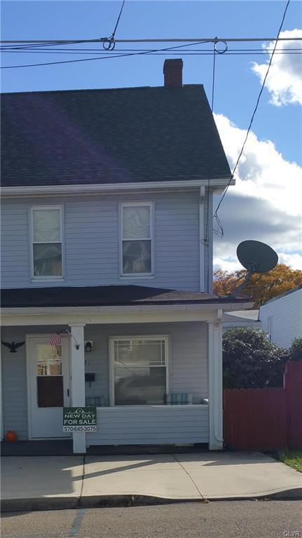 121 E Holland Street, Summit Hill Borough, PA 18250 (MLS #595963) :: RE/MAX Results