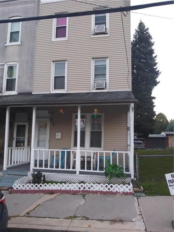 418 Auburn Street, Allentown City, PA 18103 (MLS #596364) :: RE/MAX Results