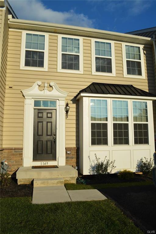 1149 Westminster Drive, Upper Macungie Twp, PA 18031 (MLS #597034) :: RE/MAX Results