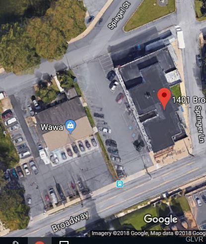 1401 Broadway, Fountain Hill Boro, PA 18015 (MLS #598057) :: RE/MAX Results