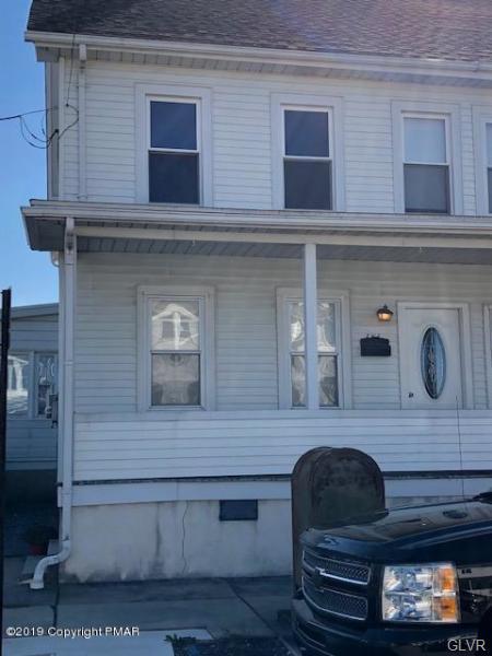 151 E Fell Street, Summit Hill Borough, PA 18250 (MLS #598460) :: RE/MAX Results