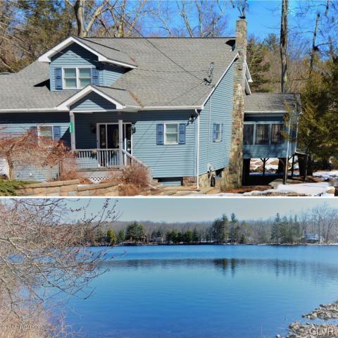 1409 Cherry Lane Road, East Stroudsburg, PA 18301 (#598584) :: Jason Freeby Group at Keller Williams Real Estate