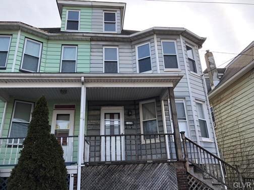 1122 Jackson Street, Easton, PA 18042 (MLS #599144) :: RE/MAX Results