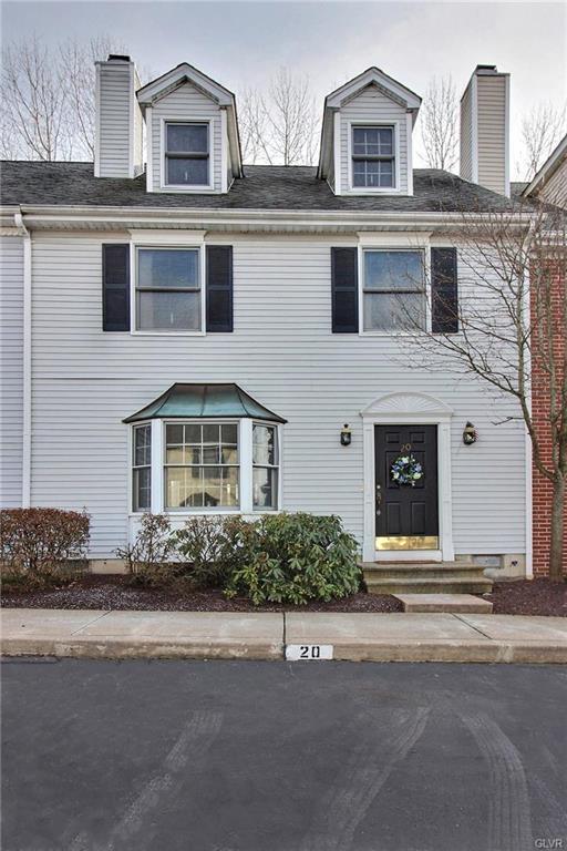 124 Eaglesmere Circle, East Stroudsburg, PA 18301 (#599400) :: Jason Freeby Group at Keller Williams Real Estate