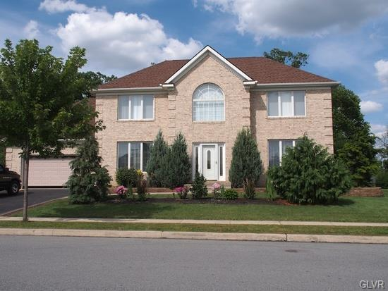 1439 Morningstar Drive, Lower Macungie Twp, PA 18106 (#599455) :: Jason Freeby Group at Keller Williams Real Estate