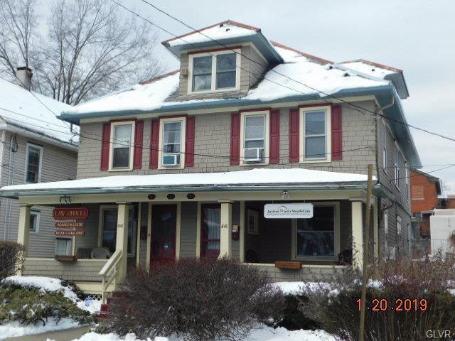 816 Ann Street, Stroudsburg, PA 18360 (MLS #599690) :: RE/MAX Results