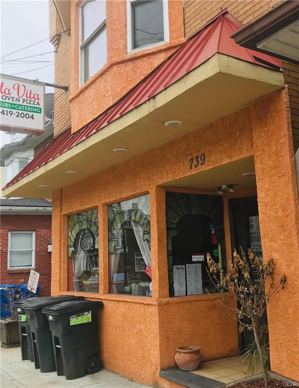 739 Linden Street, Bethlehem City, PA 18018 (MLS #601486) :: Keller Williams Real Estate