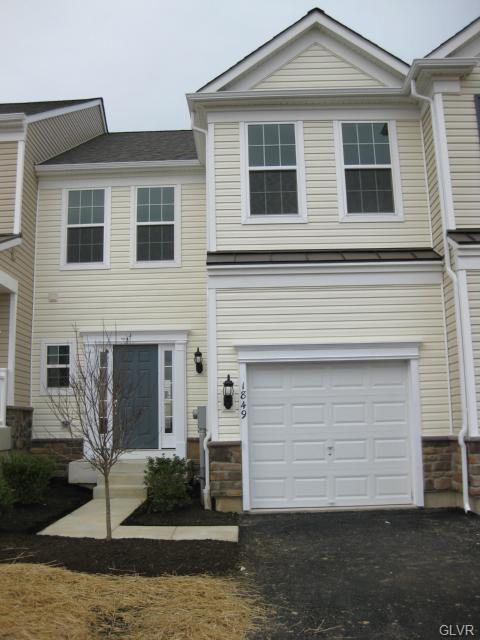 1849 Hemming Way, South Whitehall Twp, PA 18069 (MLS #602004) :: RE/MAX Results