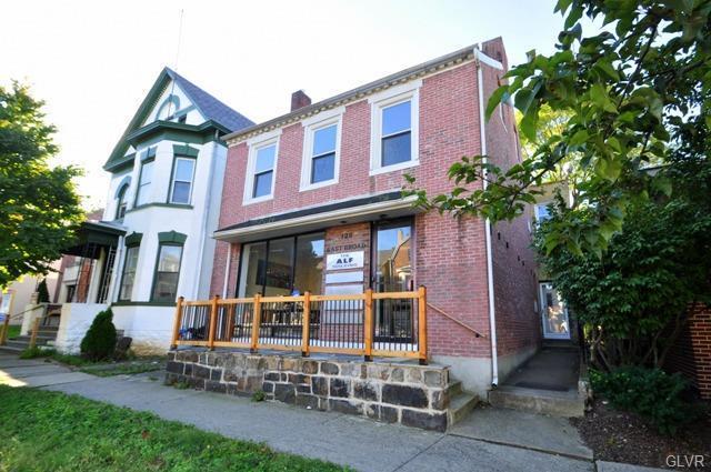 126 E Broad Street, Bethlehem City, PA 18018 (MLS #603773) :: Keller Williams Real Estate