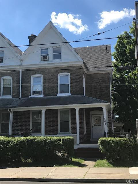 462 W Tilghman Street, Allentown City, PA 18102 (MLS #604849) :: Keller Williams Real Estate
