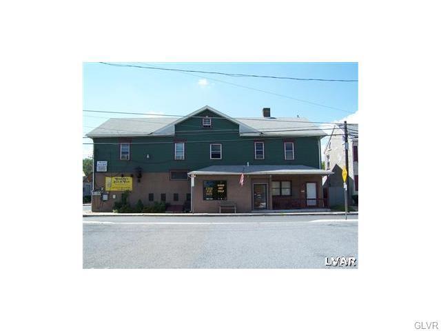 5155 Main Street, Whitehall Twp, PA 18052 (MLS #607902) :: Keller Williams Real Estate