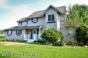 2114 Hill Road, Polk Twp, PA 18330 (MLS #608211) :: Keller Williams Real Estate