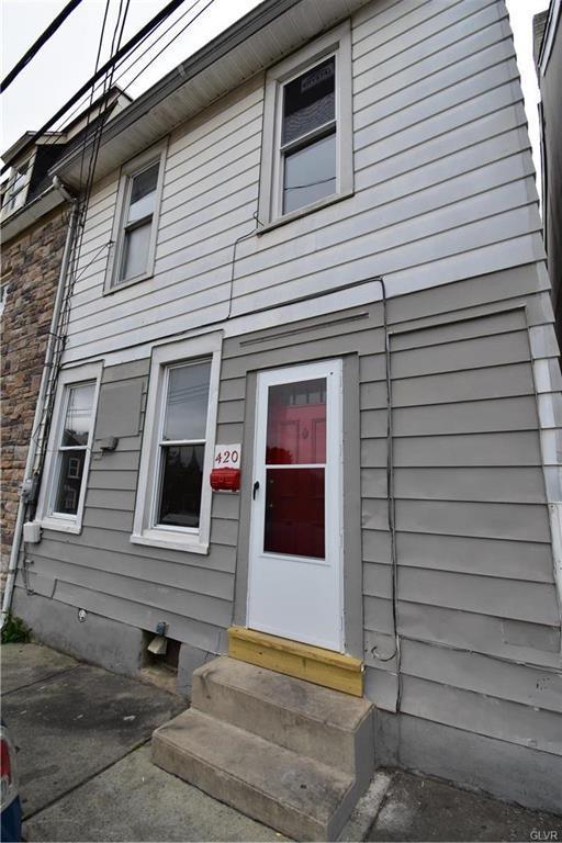 420 N Penn Street, Allentown City, PA 18102 (MLS #611239) :: Keller Williams Real Estate