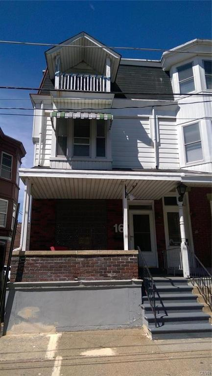16 N 13Th Street, Allentown City, PA 18102 (MLS #611363) :: Keller Williams Real Estate