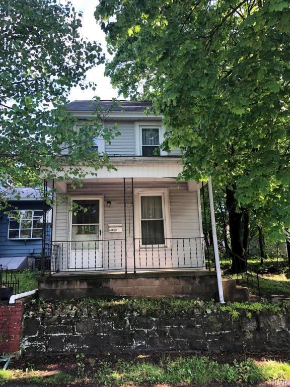 246 South Avenue, Jim Thorpe Borough, PA 18229 (MLS #612063) :: Keller Williams Real Estate