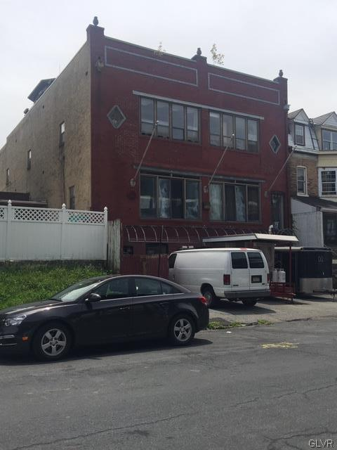 1214 W Gordon Street, Allentown City, PA 18102 (MLS #613825) :: Keller Williams Real Estate
