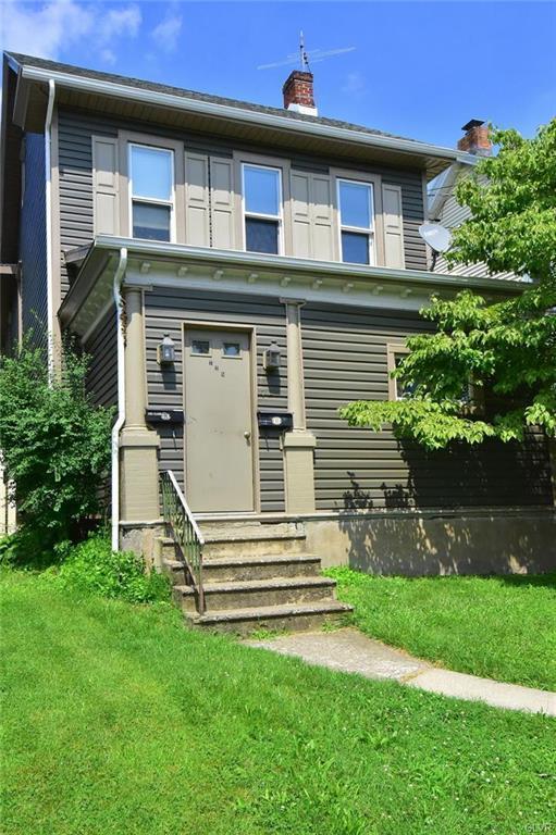 729 3rd Street, Catasauqua Borough, PA 18032 (MLS #615431) :: Keller Williams Real Estate