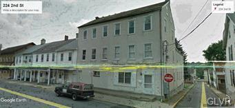 224 2nd Street, Catasauqua Borough, PA 18032 (MLS #616914) :: Keller Williams Real Estate