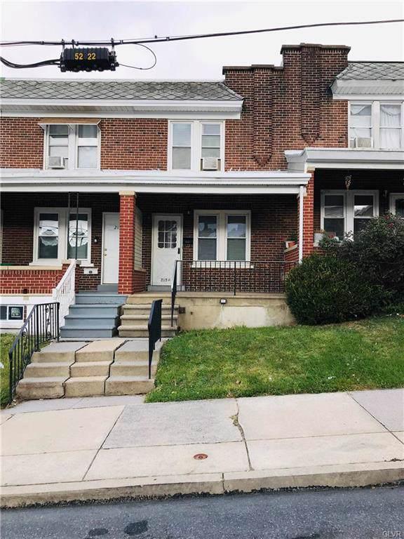 215 E South Street, Allentown City, PA 18109 (MLS #624949) :: Keller Williams Real Estate