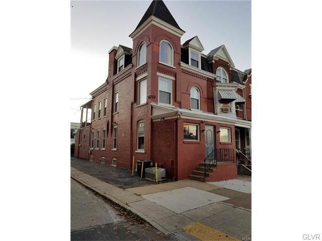 114 N 13th, Allentown City, PA 18102 (MLS #625313) :: Keller Williams Real Estate