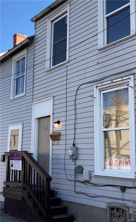 958 W Chew Street, Allentown City, PA 18102 (MLS #626369) :: Keller Williams Real Estate