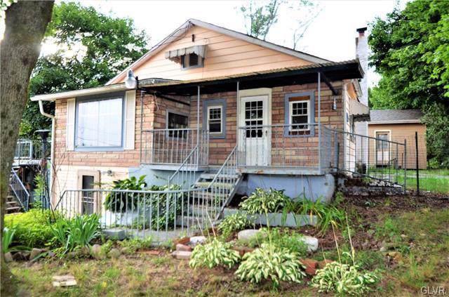 45 Berger Hill Road, Lower Towamensing Tp, PA 18071 (MLS #626403) :: Keller Williams Real Estate